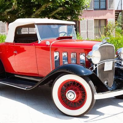 Chevrolet Confederate Sports Roadster 1932