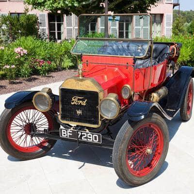 Ford Modèle T Convertible  1911